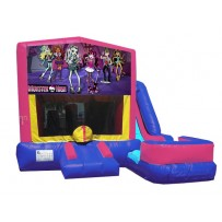 (C) Monster High 7N1 Bounce Slide combo (Wet or Dry)