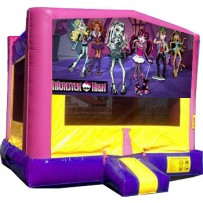 (C) Monster High Moonwalk