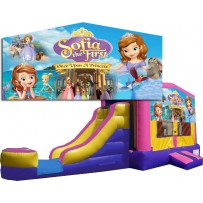 (C) Sofia the First 2 Lane combo (Wet or Dry)