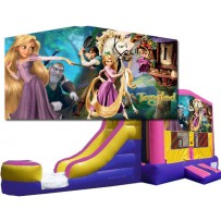 (C) Tangled Bounce Slide combo (Wet or Dry)