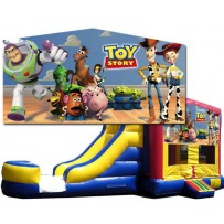 (C) Toy Story Bounce Slide combo