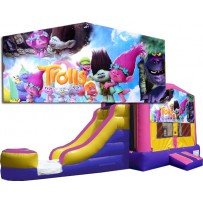 (C) Trolls Bounce Slide combo (Wet or Dry)