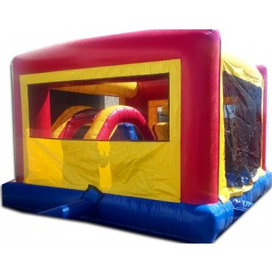 (A) Toddler Bounce Playground